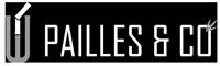 M42, nos réalisations - Logo Pailles & Co blanc
