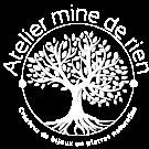 M42, nos réalisations - Logo Atelier Mine de Rien