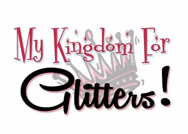 M42, Portfolio - Création de logo My Kingdom For Glitters